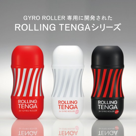 ROLLING TENGA GYRO ROLLER CUP 柔軟版
